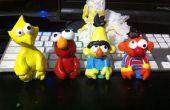 Décorations de USB Sesame Street Zombie/Bureau