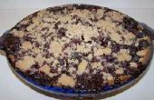 Comment faire la meilleure tarte aux bleuets jamais !