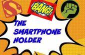 ACTION FIGURE titulaire de SMARTPHONE