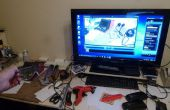 Modifier bricolage lunettes / lunettes de protection avec une Webcam d'enregistrer des vidéos