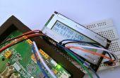 LinkIt une - à l'aide de texte Dot Matrix LCD