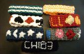 Couture de bonneterie Bracelets