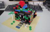 Construire une maison hantée avec Lego & faya-pépite