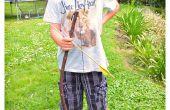 Comment faire un arc et des flèches