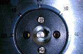 Comment fixer un bouton de four grille-pain cassé