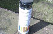Station de travail de terrain kit - portable pour tester de pH
