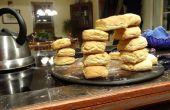Mmmm--mmmm biscuits