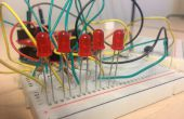 Simulateur de feux à partir Arduino F1