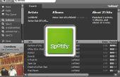 Comment télécharger et utiliser Spotify sur un ordinateur exécutant Windows