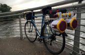 Système sain de haut-parleur portatif Bike