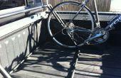 Porte-vélos PVC camion lit