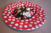 Menthe chocolat Brownie Sundae sensationnel