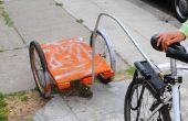 Aucune soudure vélo remorque