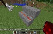 Minecraft Redstone Machine Mini-Instructables