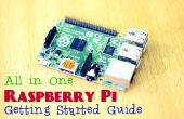 All-in-One Pi framboise Getting Started Guide