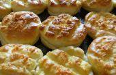 Scones/pains de fromage hongrois