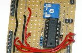 Interface LCD 2 fils pour Arduino ou Attiny