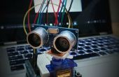 Ultrasons cartographe en utilisant Arduino et MatLab
