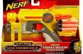 Rénovation d'un pointeur Laser pour un Nitefinder