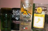 Comment Upcycle vos vacances verre bouteilles