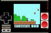 Se ROM NES sur un iPhone/iPod Touch jailbreaké sans ordinateur (Wi-Fi est nécessaire).