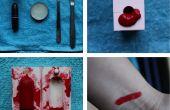 Moule rouge à lèvres