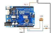 Auotmatic Street lights contrôle à l'aide de LDR et Arduino