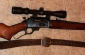 Réutilisé ceinture Gun Sling