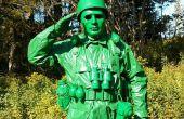 Vert les hommes de l'armée (Army Surplus édition)