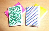 Livres d'origami miniature