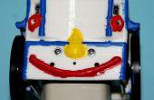 Corps 3D imprimés pour le robot Parallax BOE-Bot...