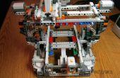 LEGO CNC/3D imprimante/traceur