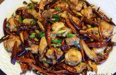 Le GE shan de poulet pour Some Like It Hot