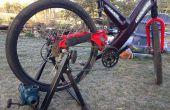 Pompe à eau portable vélo