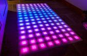 LED Disco plancher