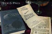 Advanced Potion rendant livre & Pages
