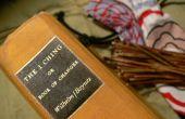 Consulter l'I Ching avec tiges d'achillée