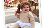 Garbage Pail bébé Costume avec Prop