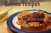 Tempeh quinoa