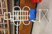 Comment faire une chaise PVC