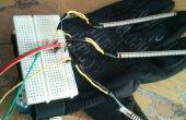 Gant de télécommande TV en utilisant Arduino, projet sommative TEJ3