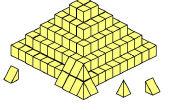 Une toute nouvelle théorie sur la construction des pyramides (que je sache)