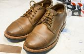 Teindre vos chaussures (et autres articles en cuir)