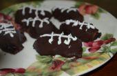 Biscuits de Football Oreo sans cuisson