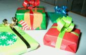 Mini Noël ornements présents !