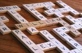 Grand-mère de Scrabble Wall Art
