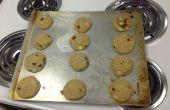 Beurre d'arachide au chocolat puce M & Cookies M