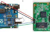 Debricking routeur Mobile avec Arduino