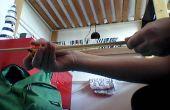 Knex minuscule extrêmement puissant lanceur de flèche