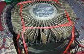 Création d'un dissipateur thermique puissant de vieilles pièces